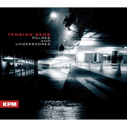 Sheridan Tongue альбом Tension Beds, Pulses and Underscores