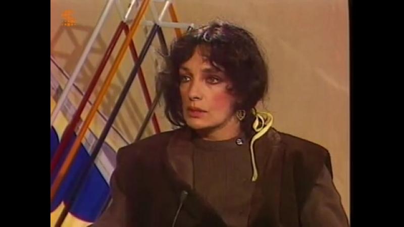 Интервью Мари Лафоре в передаче Plein Jeu (1982) » Freewka.com - Смотреть онлайн в хорощем качестве