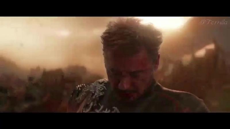 Avengers Infinity War VFX