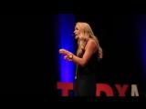 Зачем я путешествовала в 196 стран? - Cassie De Pecol - TEDxMileHigh