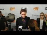 Robert Pattinson has arrived in #Toronto #TIFF