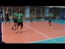Волейбол суперкубок 2018 Матч DataArt - ЮВЖД групповой этап 13-14 становится в 3-й партии
