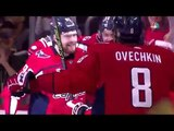 Alex Ovechkin grabs a point on Smith Pellys slick tally in game 4 SCF (2018)