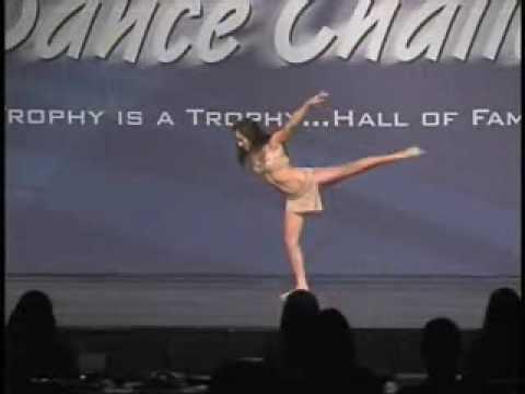Hallelujah Ashley Galvan- So You Think You Can Dance Season 7