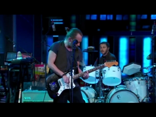 Atoms For Peace  Harrowdown Hill (Live @ The Daily Show, 2013)