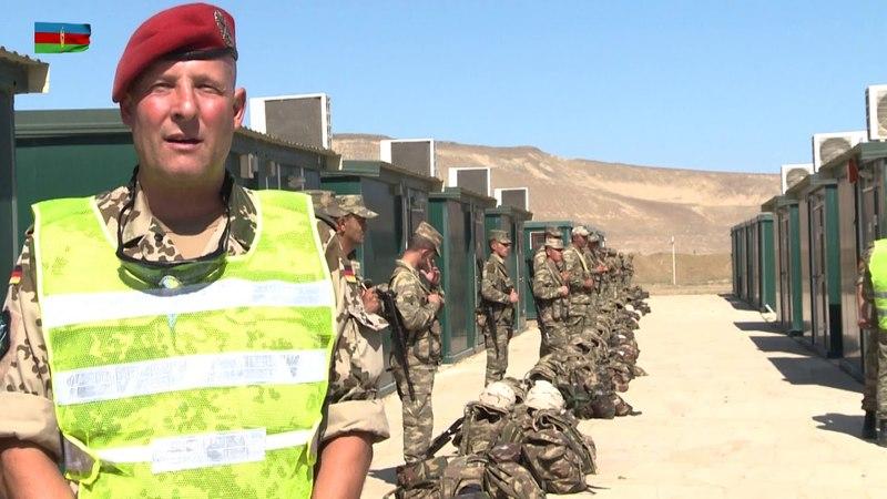 Офицеры НАТО проверили подготовку азербайджанских разведчиков