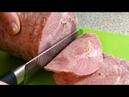 Ветчина домашняя Ветчина из свиной лопатки Рубленая ветчина