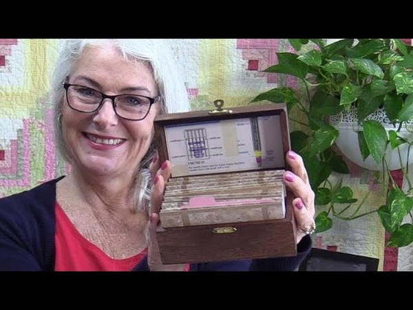 Make Your Own Storage Box for Sewing Machine Needles