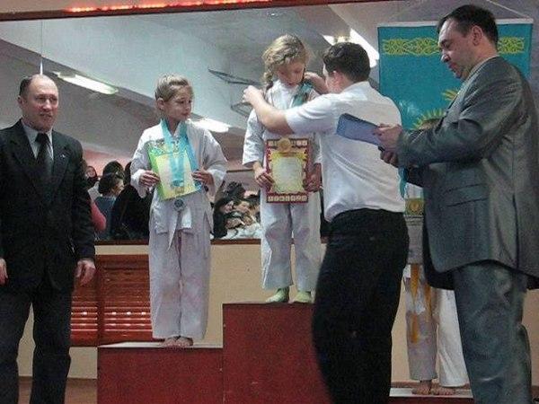 Городской чемпионат по Джиу джитсу 12 02 2012 года 17
