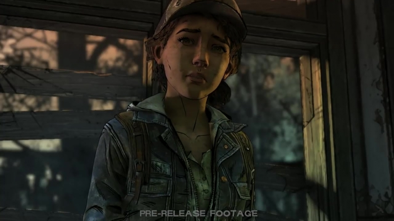 The Walking Dead - The Final Season _ FIRST FIFTEEN MINUTES