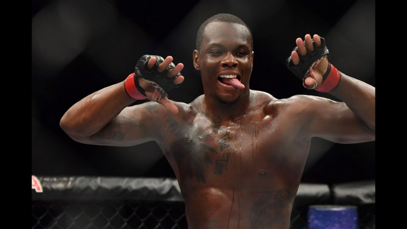 Ovince OSP St. Preux in reality and in UFC Mobile [LE]. Highlights by Naydenov.