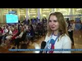 В пресс-центрах Москвы и Ростова-на-Дону в дни проведения Чемпионата мира по футболу FIFA 2018 в России работают волонтеры