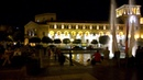 Поющие фонтаны Republic Square Yerevan Армения