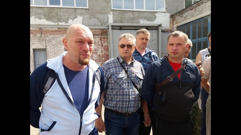 Томск. Водители и кондукторы пригородных рейсов остались без работы