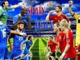 Испания - Италия//Финал чемпионата Европы-2012