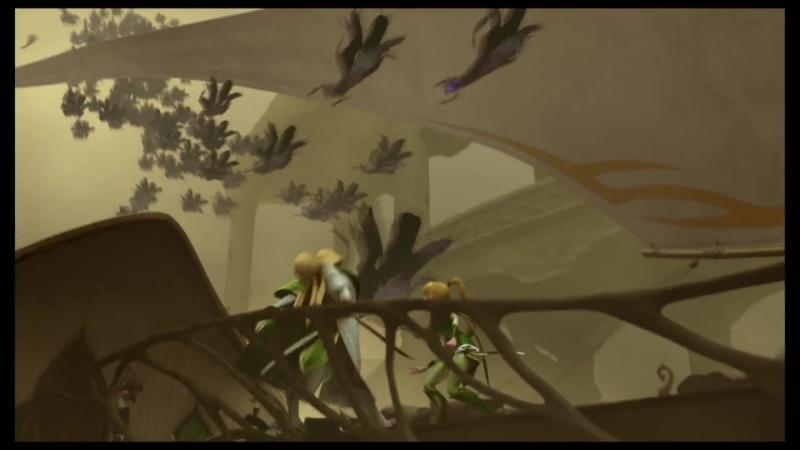 Гнездо Дракона 2 Трон Эльфов