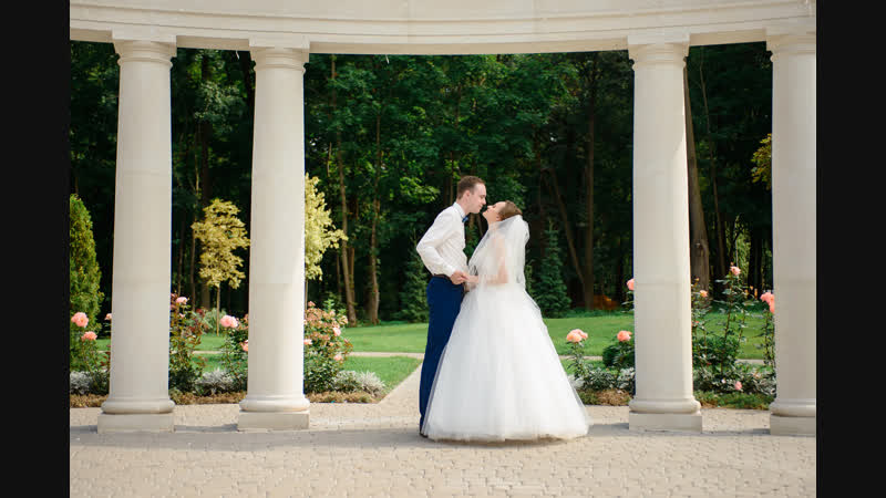 Wedding titers Алексей и Екатерина 04.08.18