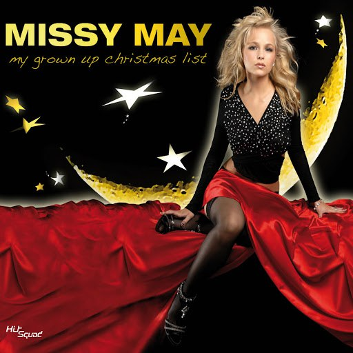 Missy May альбом My Grown Up Christmas List