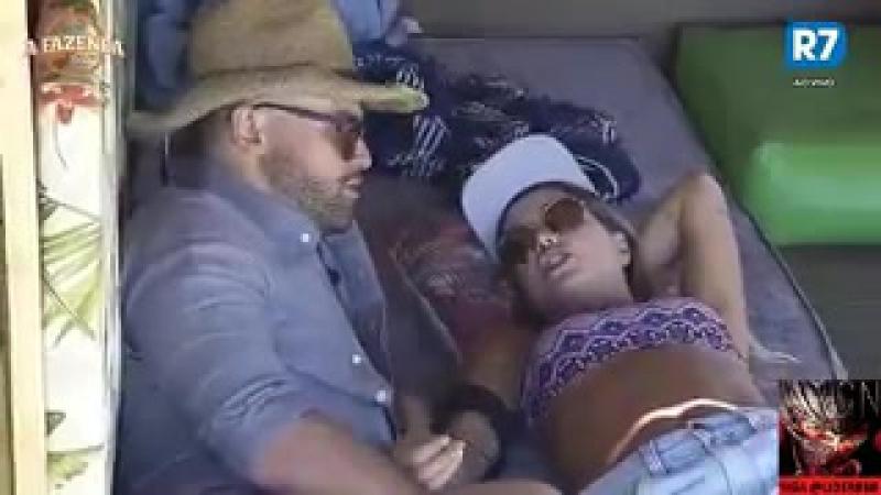 Flávia e Marcelo tem DR na casa da árvore (PT 4)