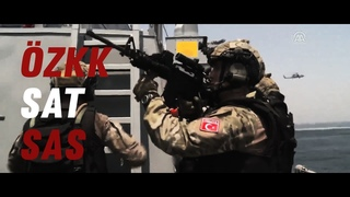 SAT & SAS & Maroon Berets 2018 | Turkish Special Forces