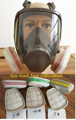 Респиратор для тех кто работает с пылью красками и химией