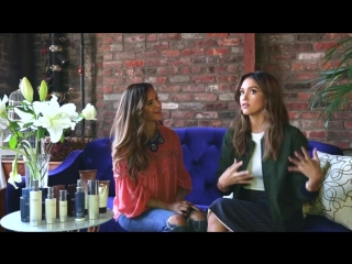 Beauty Our Way  Jessica Alba Reveals Her #1 Tip to Leave Your Hair Looking Flawless