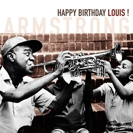 Louis Armstrong альбом Happy Birthday Louis