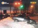 Авария на пересечение ул.Российская и Уфимского шоссе
