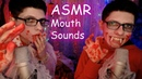 ASMR Mouth Sounds 🧛TWIN👩 АСМР Звуки рта 👅 Близнецы 💋 Вампир и Санитар морга Rode nt1 a