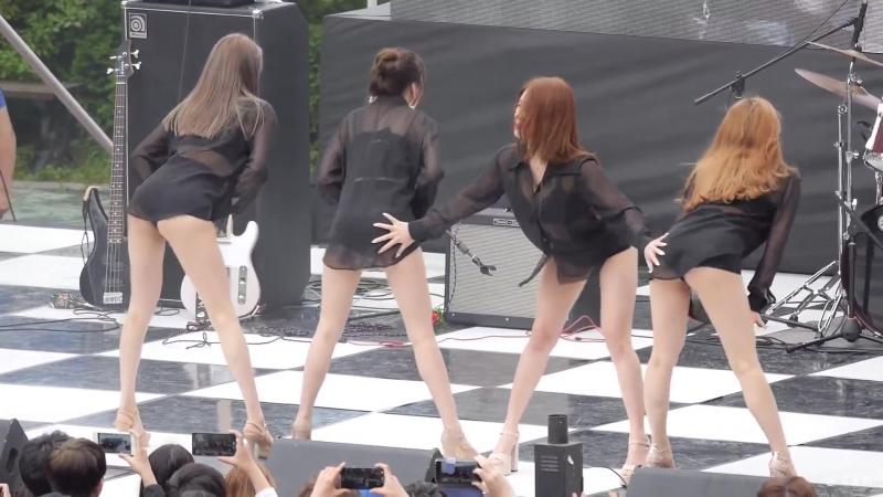 걸크러쉬 Girl Crush - 댄스퍼포먼스1 (한국폴리텍대학 서울정수캠퍼스축제) 직캠 fancam by zam