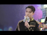 171231 EXO Lay Yixing @ Hunan New Years Eve Interview