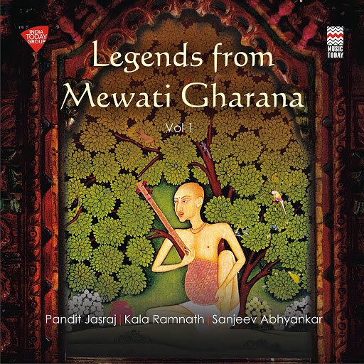 Pandit Jasraj альбом Legends from Mewati Gharana, Vol. 1