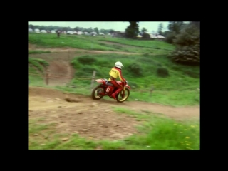 Scramble a 1981 motocross film by syd pearman