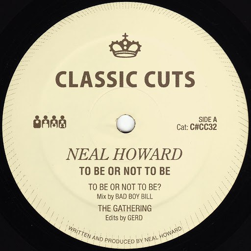 Neal Howard альбом To Be or Not To Be