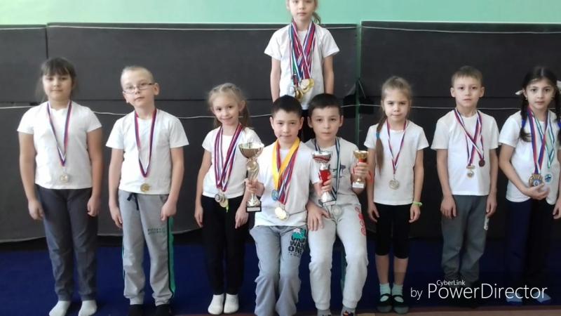 Один день из жизни спортивного класса МБОУ СОШ № 20 г. Октябрьский