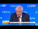Seehofer CSU, beim  ARD Sommerinterview, nach den Wahlen und nach den Sondierung_HD.mp4