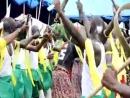 Танцы в день Независимости Сенегала