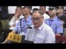 05 彭宇华、李明哲颠覆国家政权案公开开庭审理 视频:公诉人对被告人李明哲进行讯问。