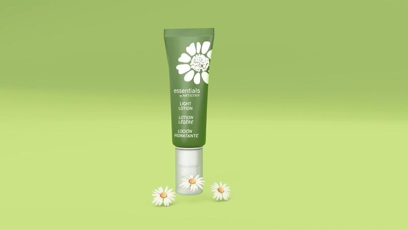 Conheça a linha essentials, by ARTISTRY: sua pele incrível com cuidado fácil, rápido e eficaz