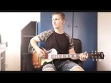 We Came As Romans - I Knew You Were Trouble Guitar cover