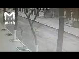 Видео нападения на храм Георгия Победоносца в Кизляре (Дагестан)