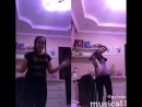 танец с подружкой