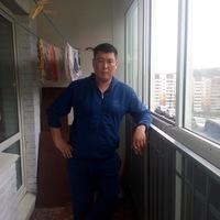 Анкета Юрий Нимаев