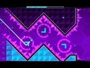 Geometry Dash - прохождение уровня Blast Processing
