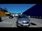 Нарушение ПДД на парковке для инвалидов у гипермакета Лента 14-я Линия.