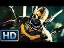 Человек муравей против Жёлтого шершня Человек муравей 2015