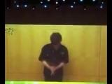 MESSAGE 180611 VCR-сообщение от Джихуна для мюзикла