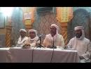 من مسجد الحسين بن علي بالحي الشعبي بني وسكت لصاحبه الشيخ سيدي موسى تية، ندوة علمية حول الزكاة
