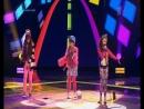 Аксиния Сапрыкина Мария Захарова Елизавета Куклишина На дискотеку Юбилейный концерт Голос дети 27 04 2018