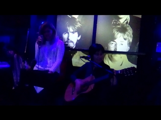 Диана Светова и Мария Кетова - Пол-королевства [Янка cover] (Краснодар, The Rock-bar Classic, 16.11.2017)
